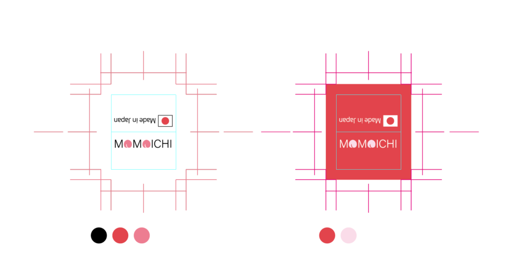 MOMOICHI ロゴ